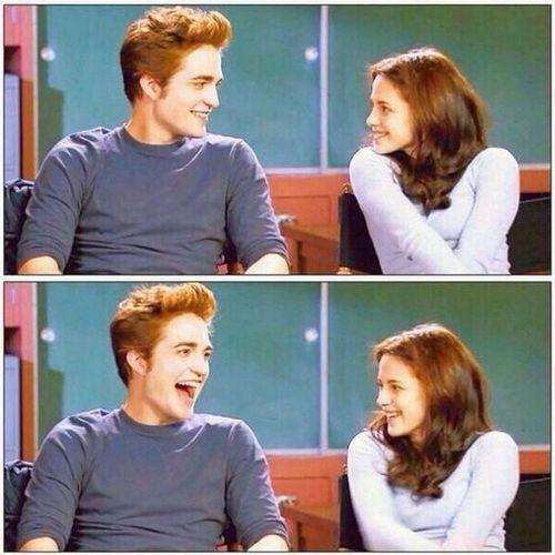 Robsten EdwardeBella TwilightSaga Twilight TwilightLove Mybeautifuls Lovesomuch it make me Happy SurtoPlease ❤