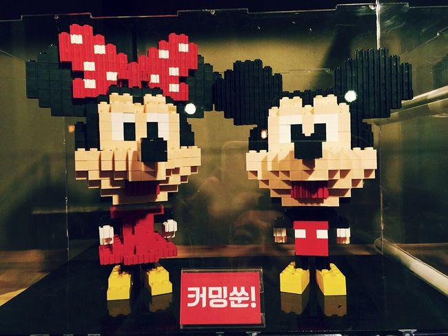 Legos Mickey Mickey Mouse Minimouse Disney LEGO Lego Minifigures