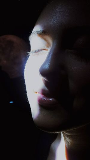 @ Louis Vuitton Series 2 Exhibition Check This Out Hello World RePicture Femininity Light In The Darkness Light And Shadow Darkness And Light Mobile Photography Portrait Of A Friend Living Art Getting Inspired