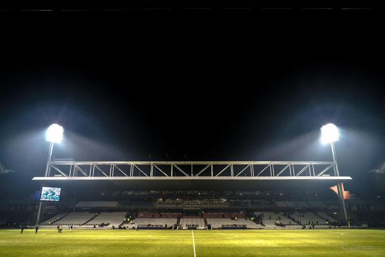 Stade de Gerland Football Football Stadium Gerland Grass Herbe Lyon Öl OlympiqueLyonnais Pelouse Sport Stade Stadium