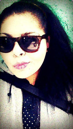 Selfi : ) Stippling Sun ☀ Relaxing