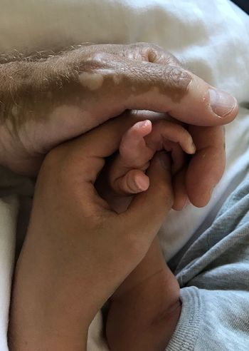 Fatherhood Moments Sons Father And Sons Hands Childhood Baby Togetherness Human Hand Real People Family The Week On EyeEm