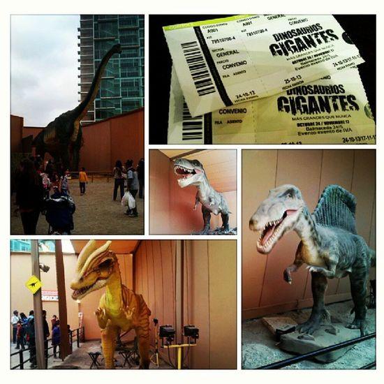Visita a los Dinosaurios Gigantes en Antofagasta junto a @dalicortez ...