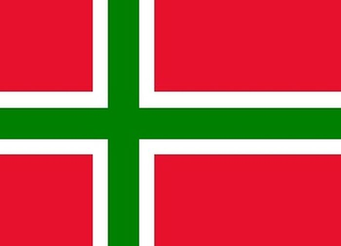 Bornholm Green Color Red Multi Colored Abstract Backgrounds No People