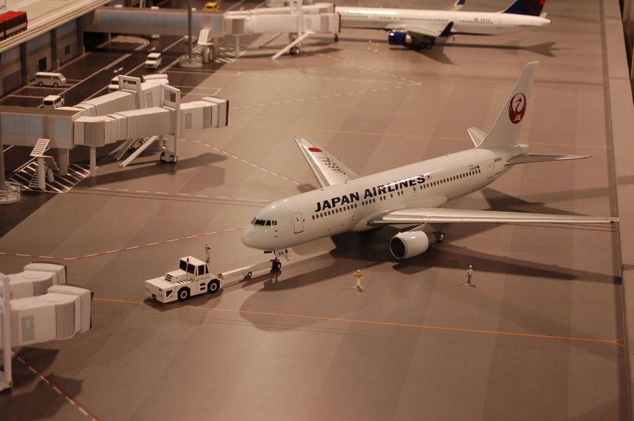Miniture Photogrpahy Airport Airplane Aircraft Japón Japón💙 Japan Airlines Japan Japon Miniture