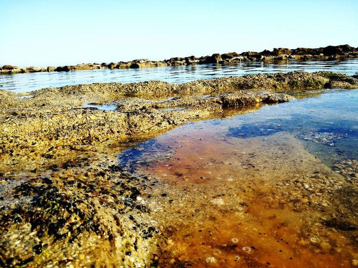 Seaside Rocks @ Kavala In Greece  Kavala Sea_collection