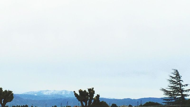 Landscape_photography Snowcapped Mountain High Desert Cloudy No People