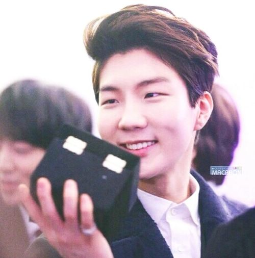When i see your smile, my world become colorfull❤ Seunghoon Winner Yg Winner First Eyeem Photo