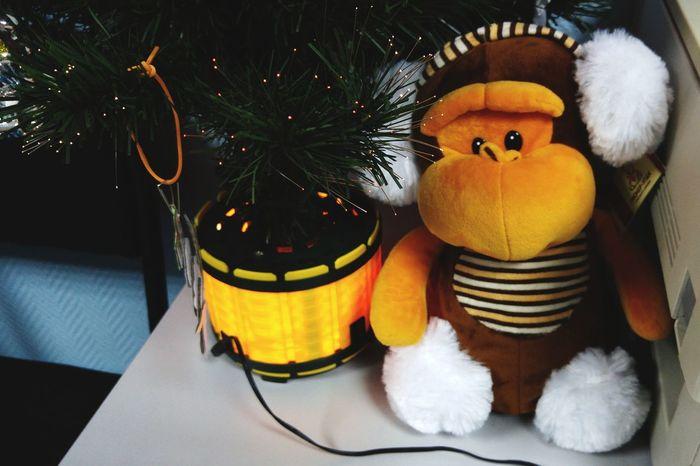 Fanny Day No People Monkey Toy Joy Forever