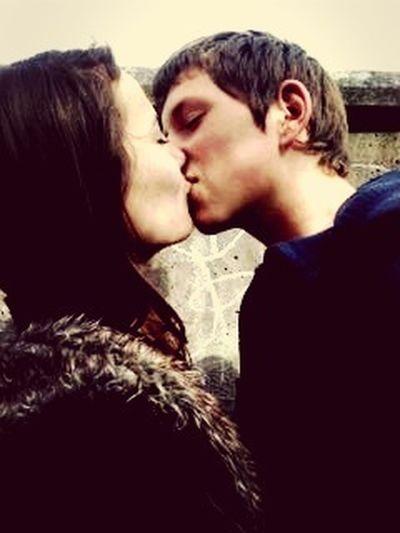 Mon amoureux et moi ❤ Amoureuse *_*