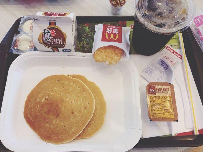 McDonald Breakfast Good Morning Nice Day