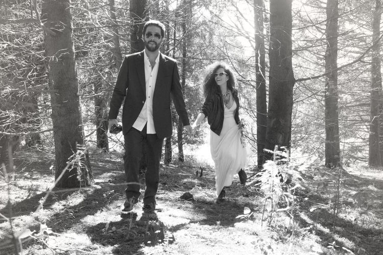Woods Hipster Love Wedding Wedding Photography Trees Afro Uniqueness