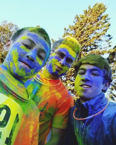 The Essence Of Summer Light The Night Color Run 5k Run Colour Of Life
