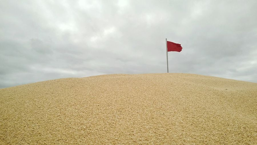 Red Flag Dunes