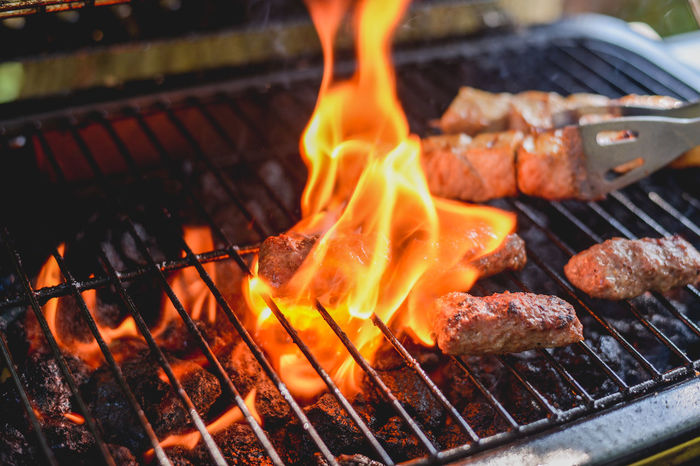 Barbaque Barbecue Barbecue Grill Barbecue Season Barbecuetime BBQ BBQ Time Cevapi Coal Cooking Fire Fire - Natural Phenomenon Flame Food Food And Drink Grill Grilled Grilled Chicken Grilled Meat Grilling Grilling Out Heat - Temperature Kitchen Smoke Cevapi