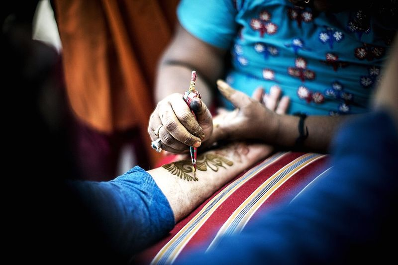 Mehendi INDONESIA Wedding Traveling Travel The Traveler - 2015 EyeEm Awards Streetphotography Canon Colors