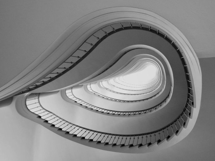Historical Building Stairways The World Needs More Spiral Staircases Stairs_collection Stairs Vanishing Point Architecture Geometric Shapes Architecture_collection Geometry Rows Of Things From My Point Of View Perspective Berliner Ansichten Eye4photography  Urban Geometry Building Light And Shadow Blackandwhite Black And White Black & White Best Of Stairways