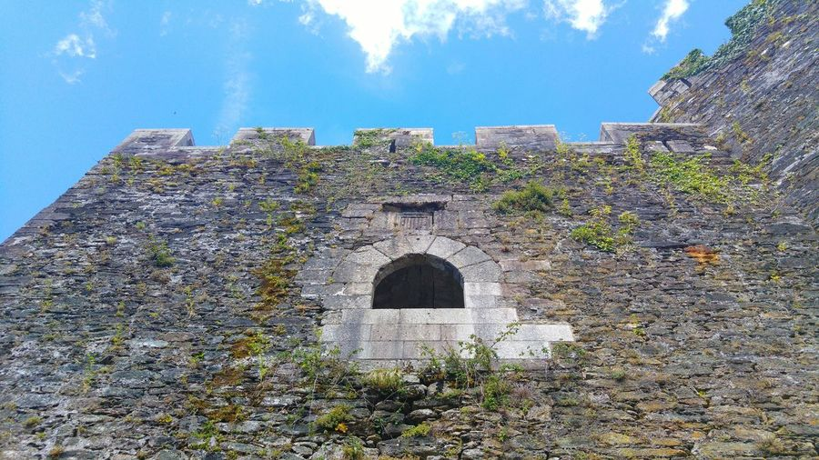 History Architecture Built Structure The Past Building Exterior Ancient Old Ruin Day Travel Destinations Low Angle View Sky Outdoors No People Ancient Civilization Castle Moeche Sky And Clouds