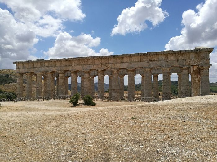 Segesta Temple First Eyeem Photo