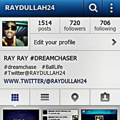 Follow me on INSTAGRAM @RAYDULLAH24 TeamFollowBack Mustfollow