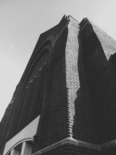 Arkansas Architecture Black & White