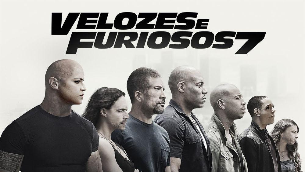 Batata Colorful FastAndFurious7 Friendship Full Frame Fun PAUL WALKER Side By Side The Rock Toretto Velozesefuriosos7