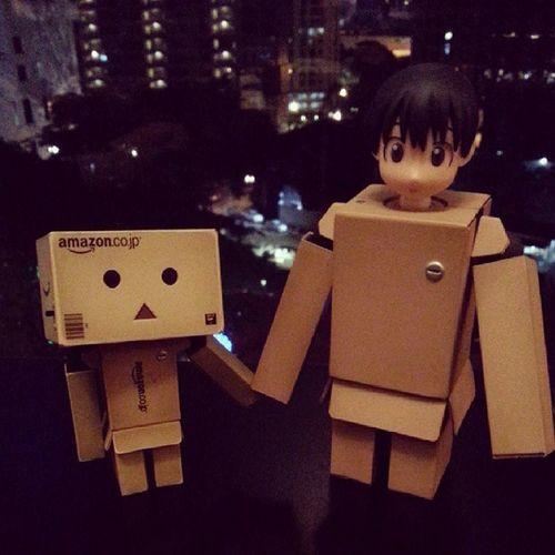 Amazon Danboard Danbo Yotsuba revoltech love happy together family instagramer danboard_fan