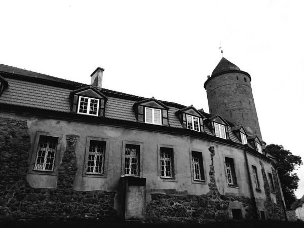 I LOVE PHOTOGRAPHY Relax Day Travel Old Architecture Black & White