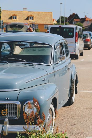 Vintage car Full Length Sunny Day Full Frame Street Blue Vintage Style Vintage Cars Pv Volvo Pv Volvocars Volvo Mode Of Transportation Transportation Land Vehicle Car Motor Vehicle Stationary Day Street City No People Architecture Parking Vintage Car Built Structure Metal Outdoors Road Old Nature
