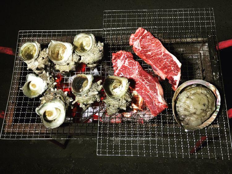 BBQ 肉 Hi! Enjoy Japan Happy Enjoying Life