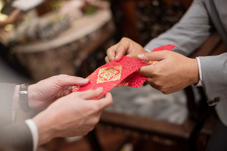 In Chinese and other East Asian and Southeast Asian societies, a red envelope, red packet, is a monetary gift which is given during holidays or special occasions such as weddings, graduation or the birth of a baby Love Red Appreciate Blessing Chinese Culture Chinese New Year Culture Culture And Tradition Elder Gift Given Grateful Have Fun Monetary Gift Packet Red Envelope Traditional Wedding Day
