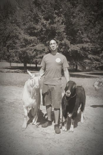 Goat Animal Photography Herbivorous Goat Life Animal_collection Goatlife Serenitygoats Serenityacres Goatfarm Animal Themes Farmersonly Lifestyles It's Me my boys and I