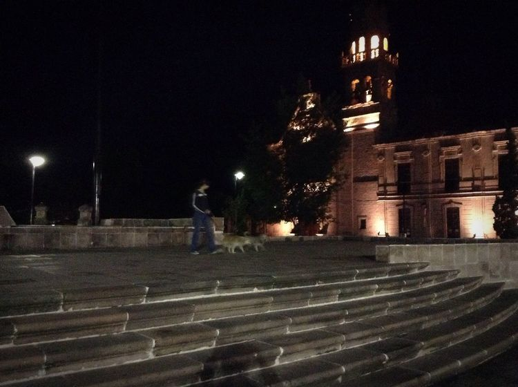 beautiful place near my house. Morelia Mich Morelia, Mexico Michoacan Cities At Night Architecture Church Peaceful Night