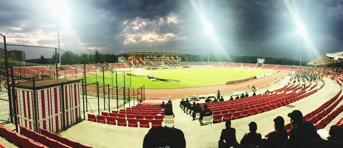 Stadium Football Sport