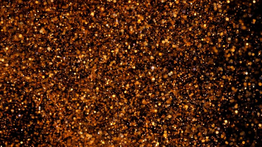 Copper particles under water. Golden background. Gold shining sparkles on black. Beautiful abstract texture. Backgrounds No People Abundance Abstract Full Frame Nature Food And Drink Shiny Brown Gold Colored Motion Circle Indoors  Large Group Of Objects Studio Shot Drink Water Close-up Metal Black Background Luxury Abstract Backgrounds