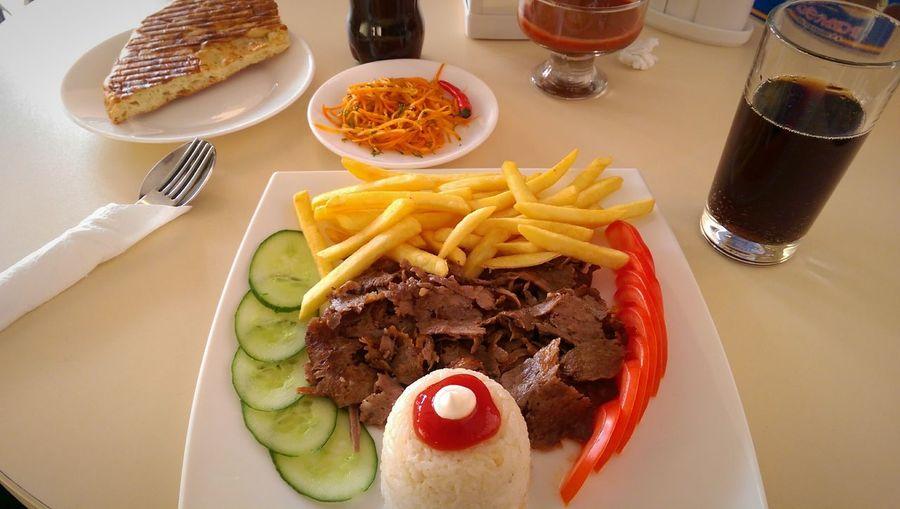 Turkish Doner
