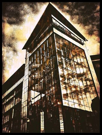 IPhoneography Architecture Glasgow  Iphone Iphone 3GS Iphoneography Mobiography