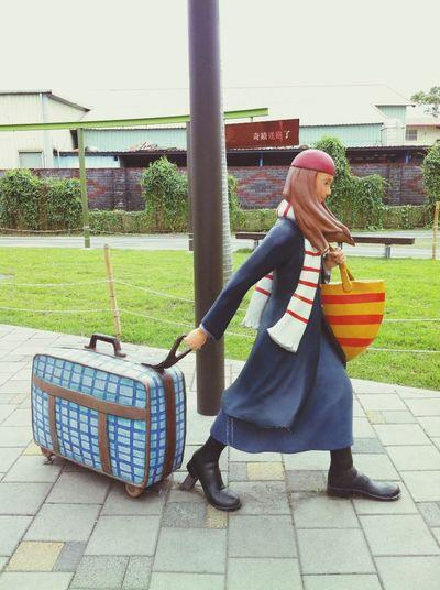 人生總有許多巧合,兩條平行線也可能會有交會的一天 Travel Life