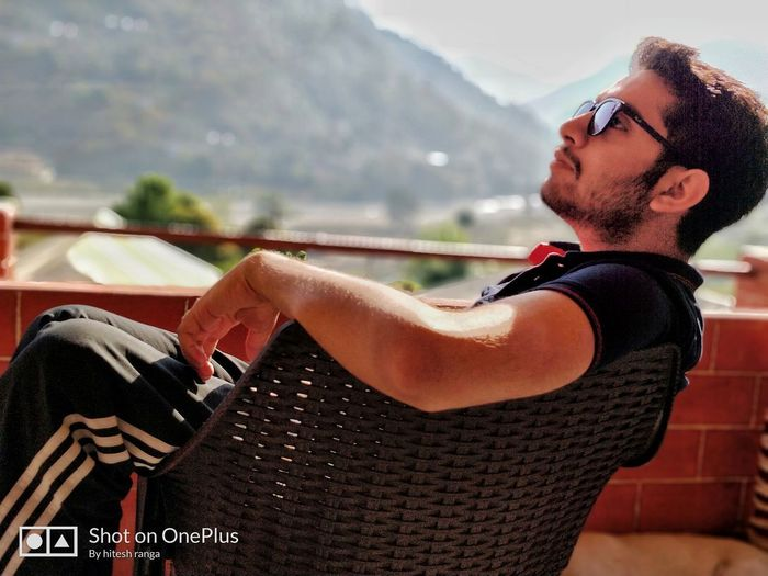 Relaxing Weekends at Rishikesh Relaxing Weekend Rayban Sunkissed Coldbreeze EyeEm Selects Men Water Close-up