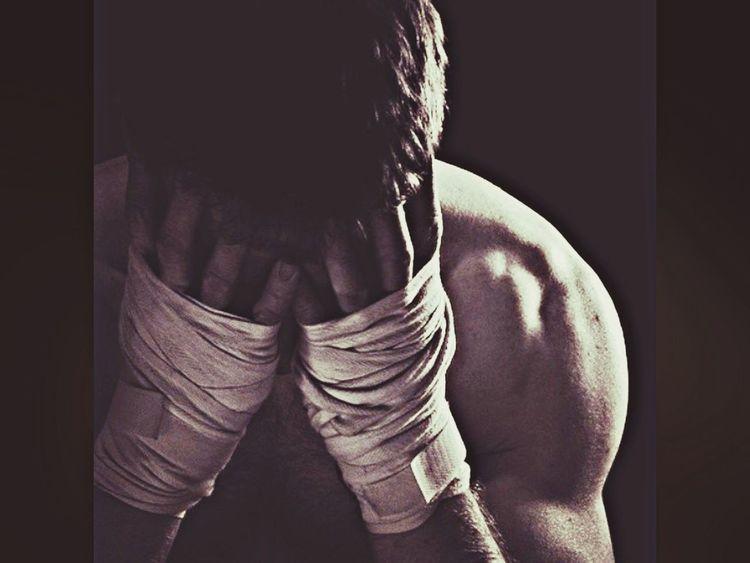 Training Muaythai Tired EyeEm Best Shots - Everything Wet Selfportrait Men