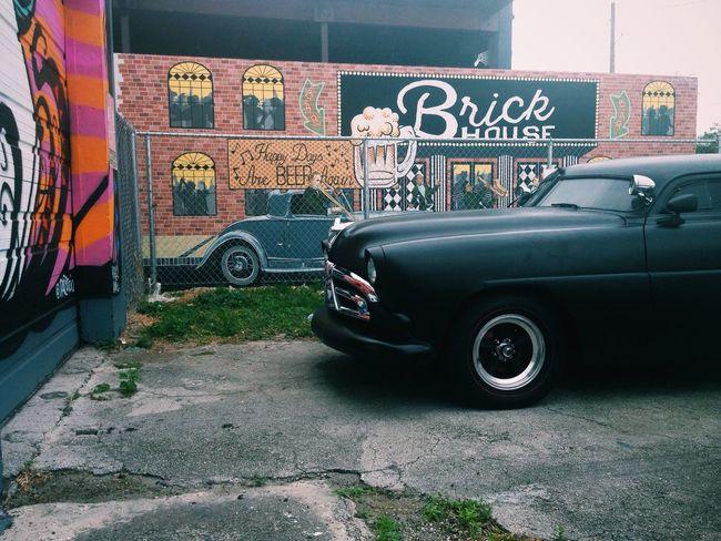 Car Cars Vintage Vintage Cars Miami Wynwood Wynwood Art Walk Art Streetart The Street Photographer - 2015 EyeEm Awards