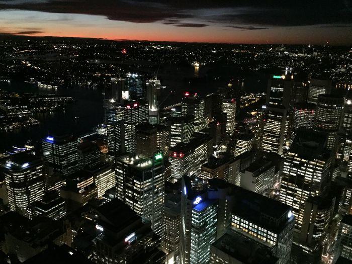 Sky Backpacking Traveling Australia Travel Skyscraper Skyline WOW Sydney