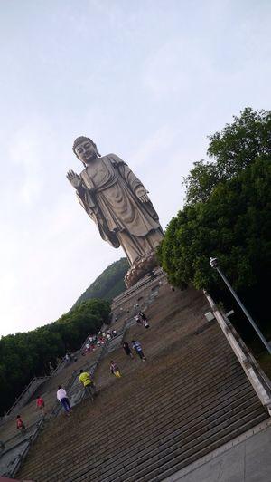 Statue China Budha GangPolos Eye4photography