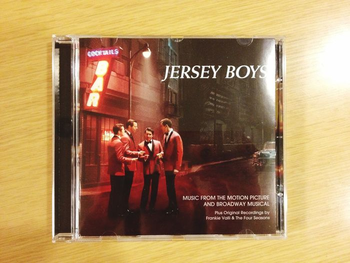 Jerseyboys Soundtrack