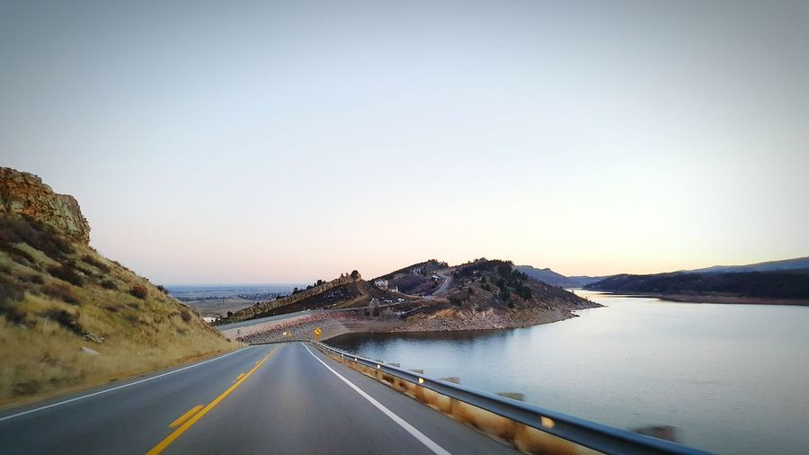 First Eyeem Photo Sunset Colorado Fort Collins Rock Formation Foothills Nature Wilderness Scenic Color Scenery Horsetooth Reservoir Environment