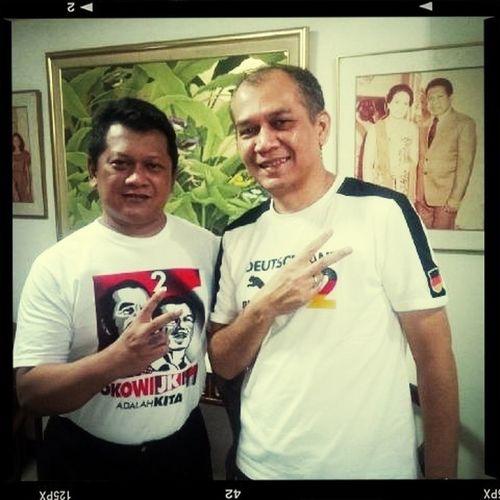 We Vote 2 Jokowi-JK We Win