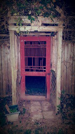 Door to Nowhere Door No People Outdoors Built Structure Ohio, USA The Week On EyeEm