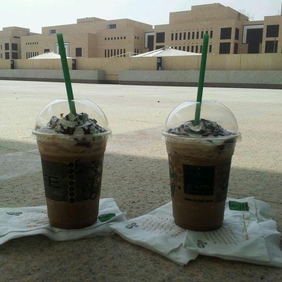 Mocha AbeerSuh Cold Drink Friends