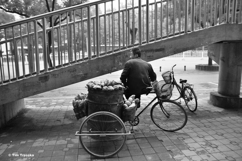 China City City Life Day Lifestyles Outdoors RAD S/w Walkway