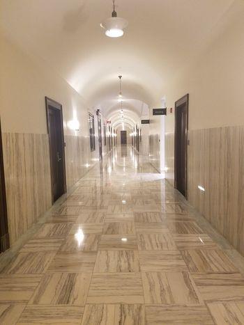 Drury Hotel Hallway Lights Hallwayporn